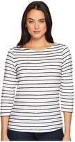 Hatley Caroline Boat Neck Tee Women's T Shirt