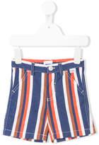 Il Gufo pinstriped shorts