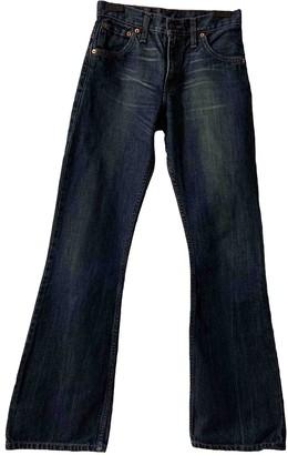 Levi's Vintage Clothing Blue Denim - Jeans Trousers