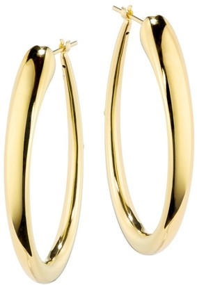 Roberto Coin Basic Gold 18K Yellow Gold Hoop Earrings