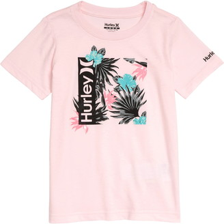 Hurley Fill Box Graphic Tee