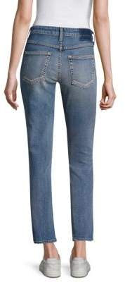 Amo Lover Straight Jeans