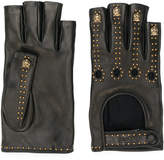 Gucci fingerless gloves