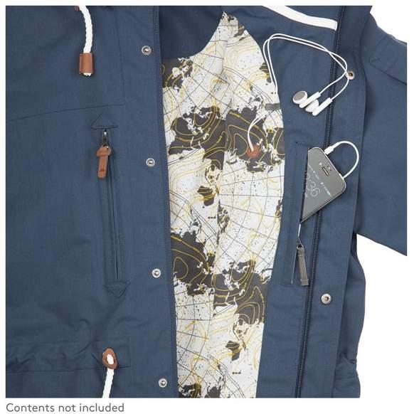 Expedite Men's ngx Rain Coat