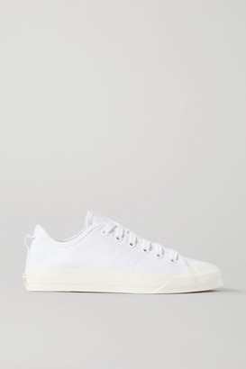 adidas Nizza Rf Canvas Sneakers - White