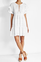 The Kooples Embroidered Cotton Dress