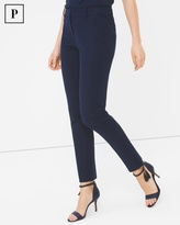 White House Black Market Petite Slim Ankle Pants