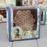 Nest Aristotle's Wooden Number Puzzle