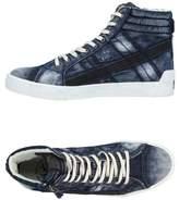 DIESEL High-tops & sneakers