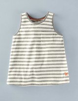 Boden Stripy Summer Tank Top