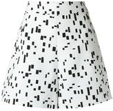 Andrea Marques printed shorts