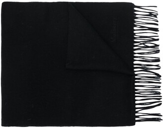 Mulberry Solid Scarf