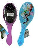 Disney Hair Fashion - Friends and Tinker Bell Hair Brush - Blue