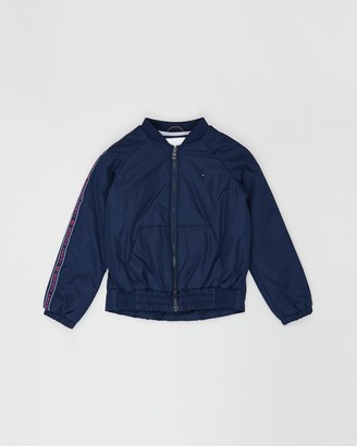 Tommy Hilfiger Essential Tommy Tape Jacket - Teens