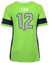 Majestic Women's Seattle Seahawks Draft Him T-Shirt