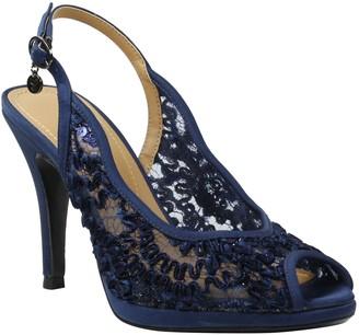J. Renee Stiletto Slingback Sandals - Dariana