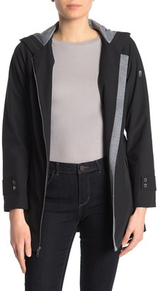 Vince Camuto Soft Shell Trench Coat