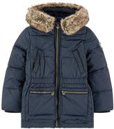 Ikks Fleece-lined padded coat