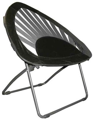 Impact Instant Canopy Impact Bungee Kids Chair Color: Black