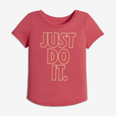 Nike Just Do It Big Kids' (Girls') Training T-Shirt