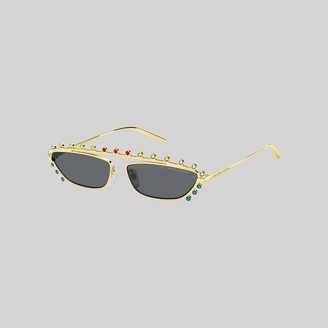 Marc Jacobs The Strass Cat Eye Sunglasses