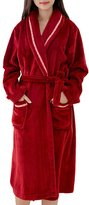 Urban CoCo Women's Super Soft Luxurious Plush Kimono Bathrobe (L, )