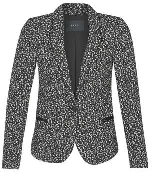 Ikks BQ40025-03 women's Jacket in Black