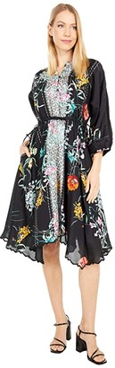 Johnny Was Chadha Lined Dress (Multi A) Women's Dress