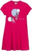 Kenzo Girls Cactus Dress