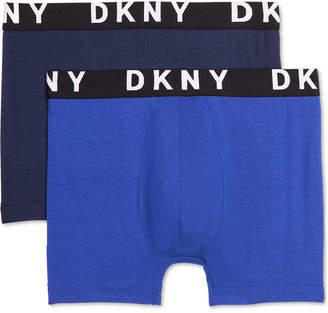 DKNY Men 2-Pk. Modal Boxer Briefs
