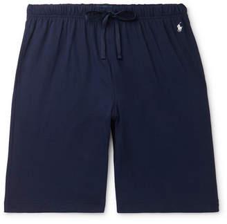 Polo Ralph Lauren Slim-Fit Cotton-Jersey Pyjama Shorts
