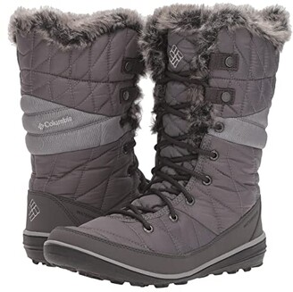 Columbia Heavenly Omni-Heat (Quarry/Dove) Women's Shoes