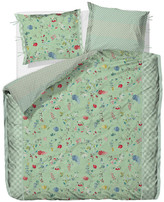 Pip Studio Hummingbirds Light Green Duvet Cover - Double