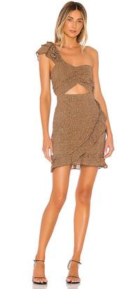 Majorelle Dean Mini Dress