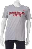 "adidas Big & Tall Championship Habits"" Performance Tee"