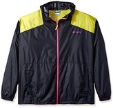 Columbia Men's Big & Tall Flashback Windbreaker Pullover