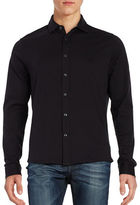 Michael Kors Cotton Knit Sportshirt