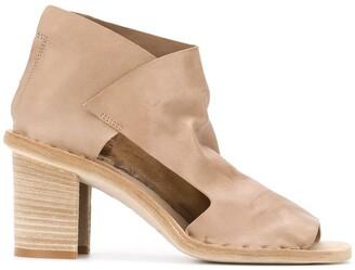 Officine Creative Sidoine 70mm peep-toe sandals