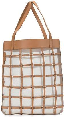 3.1 Phillip Lim Billie medium twisted cage tote bag