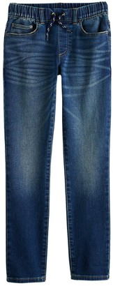 Boys 4-20 Urban Pipeline Pull-On Skinny Jeans