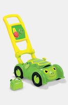 Melissa & Doug Toddler 'Tootle Turtle' Lawn Mower Toy