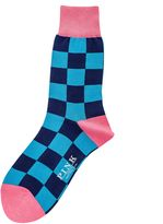 Thomas Pink Thomas Pink Gingham Socks