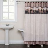 Bed Bath & Beyond Silhouette Wildlife Shower Curtain