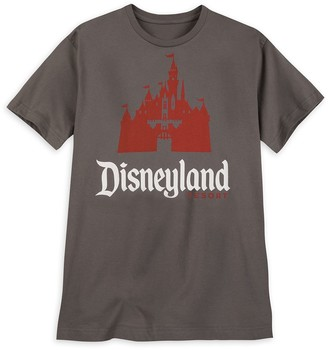 Disney Sleeping Beauty Castle T-Shirt for Men Disneyland