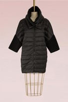 Moncler Wool and duvet down jacket