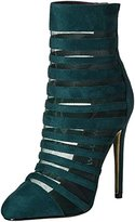 Luichiny Women's Carried Away Ankle Bootie