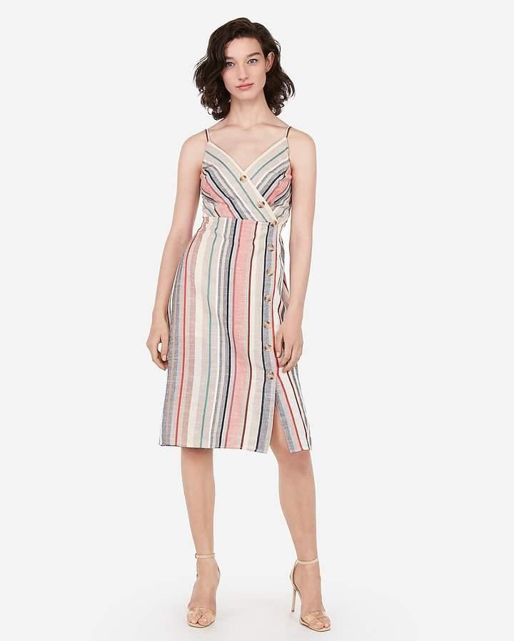 edeb1ba77185 Beige Adjustable Strap Day Dresses - ShopStyle