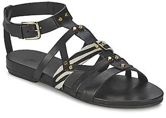 VIC GINKO ACHANTUS women's Sandals in Black
