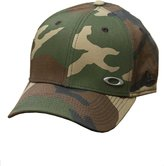 Oakley Men's Tinfoil New Era 39Thirty Fitted Hat Cap - (M/L)