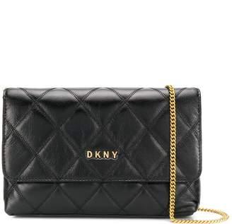 DKNY Sofia quilted crossbody bag